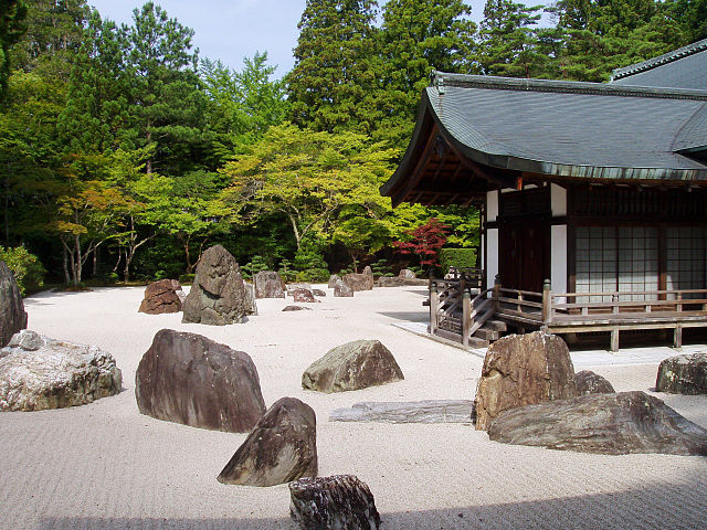The 25 Most Inspiring Japanese Zen Gardens | University Zen Gardens