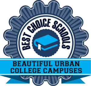 Best Choice Schools - Beautiful Urban College Campuses